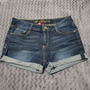 ARIZONA Jeans Dark Wash Jean Shorts